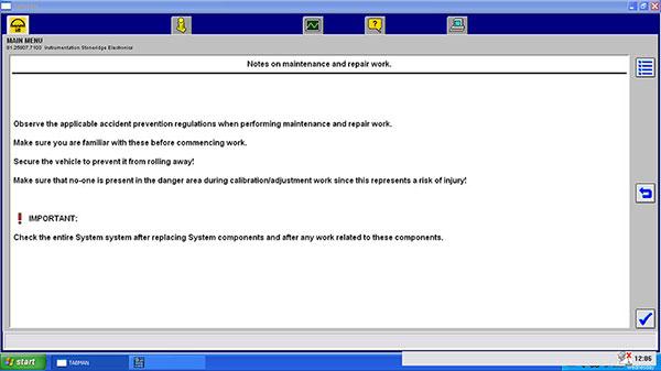 Man Vci Lite V14 01 Professional Diagnostic Tool For Man
