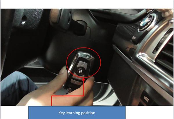 BMW FEM BDC Dismantlingkey Learning Location-4